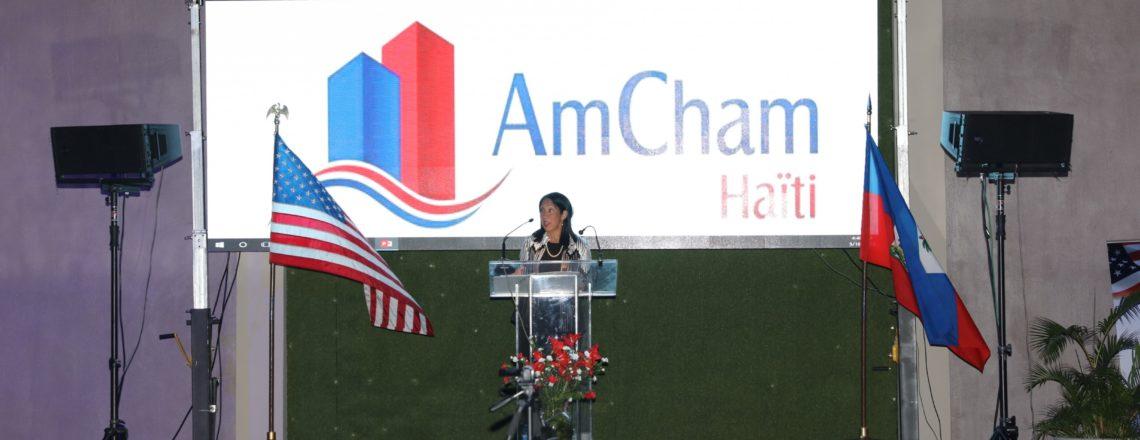 Ambassador Sison Remarks at the AmCham Welcome Reception