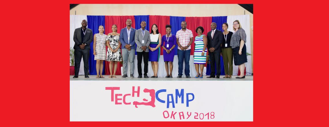 Ambassador Sison Opening Remarks at Tech Camp Okay