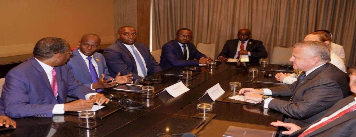 Acting Secretary Sullivan's Meeting With Haitian President Jovenel Moise